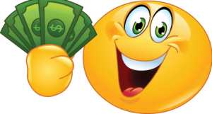 smiley-with-money