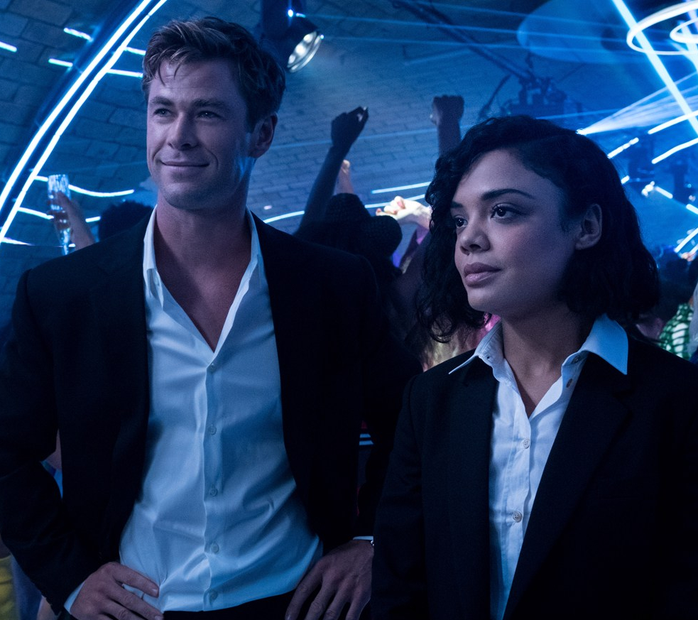 men in black 3 chris hemsworth tessa thompson