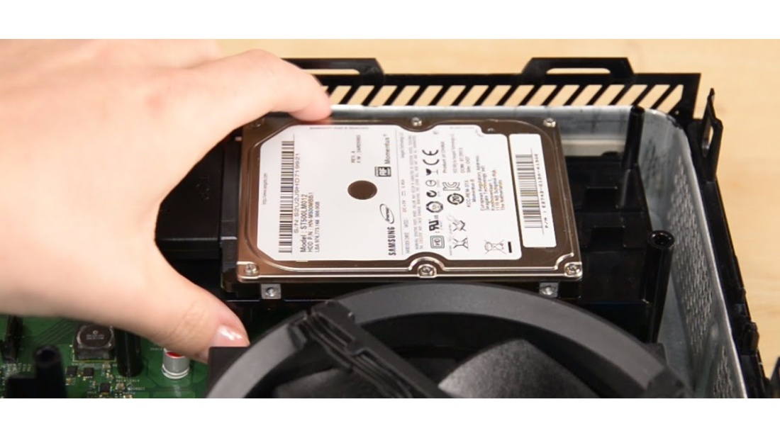 xbox one hard drive example