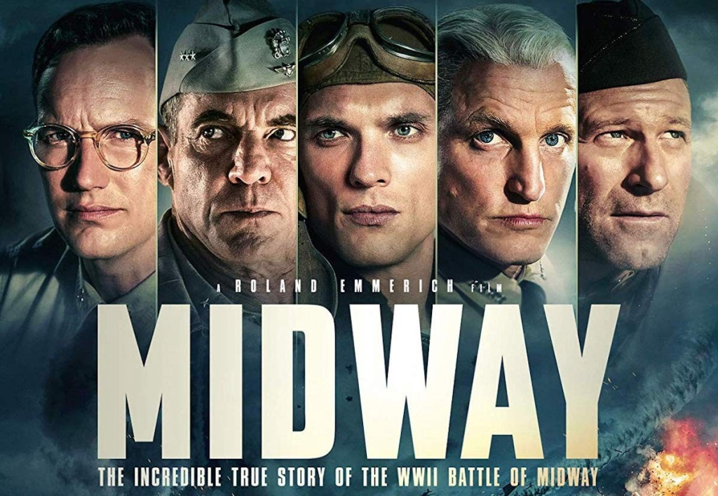 midway main movie cover art